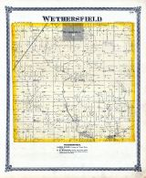 Weathersfield, Henry County 1875